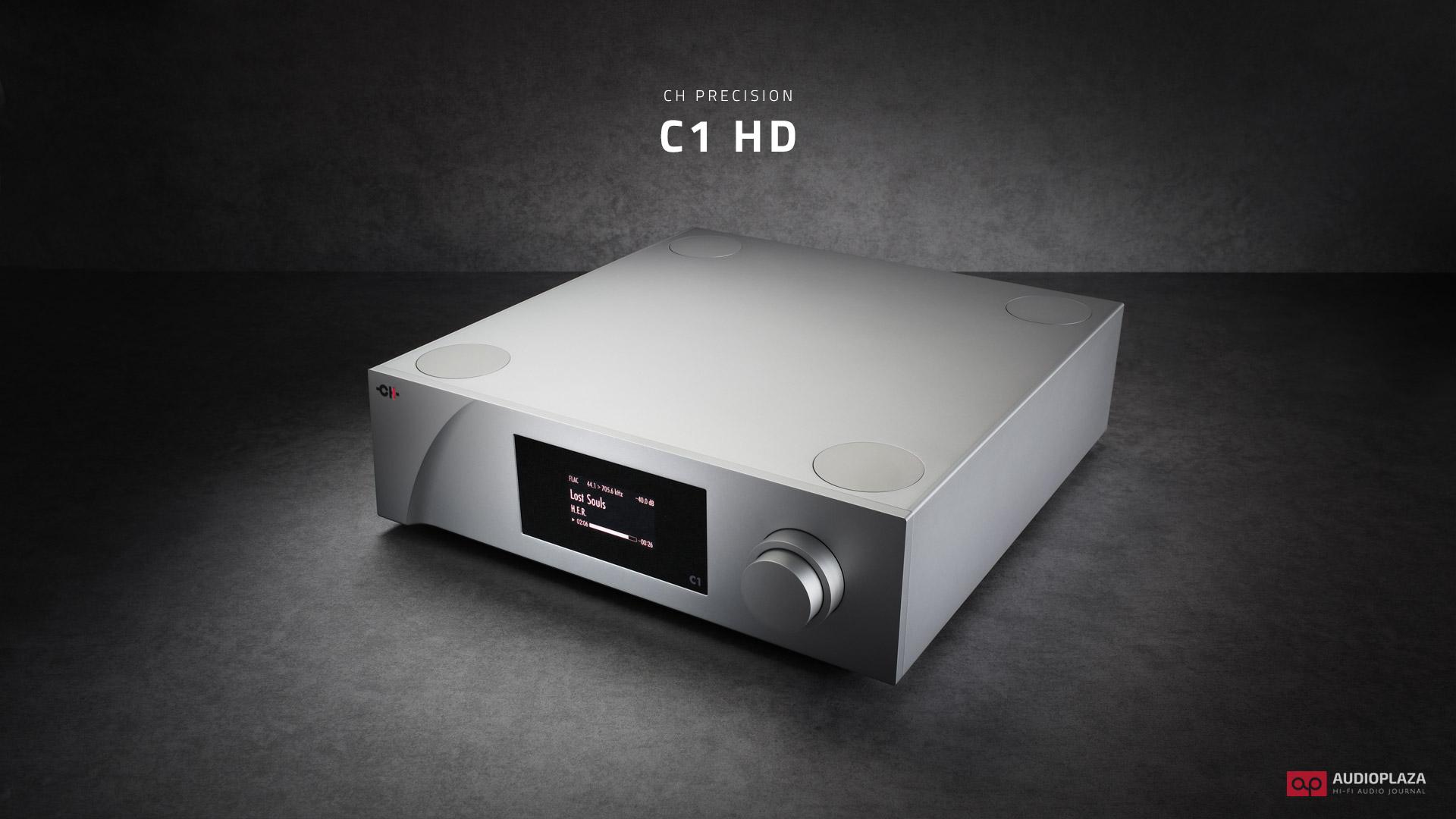CH프리시전 C1 HD